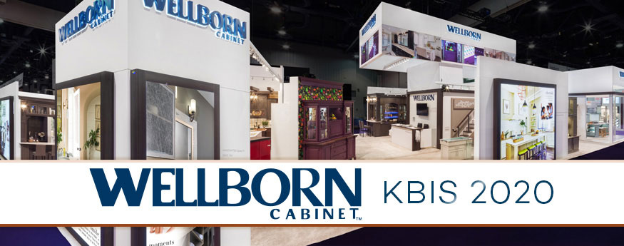 KBIS 2020 Booth Portal - Wellborn Cabinet KBIS Booth