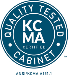 KCMA Quality Tested Cabinet