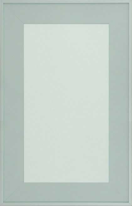 Frame 4 - Marsala Metal Cabinet Door Frame