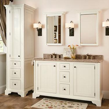Elegant Bath dovetail drawer box soft close