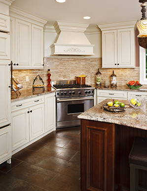 Cabinet Care - Link to tips and precautions on how you can keep your cabinetry looking as good as new for many years.