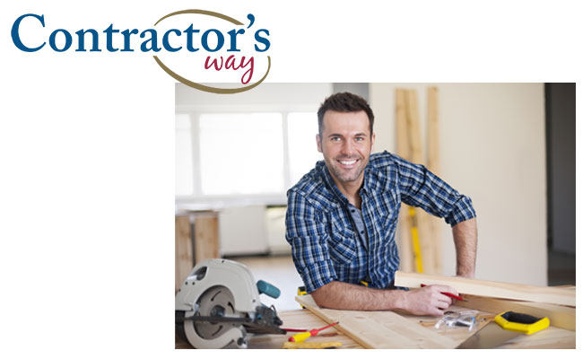 Link to Contractors WAY login, Access special Wellborn Content for Contractors