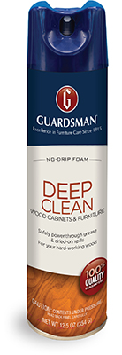 Deep Clean Aerosol Product
