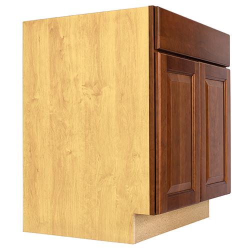 Wood Grain Laminate Furniture Board End Panels