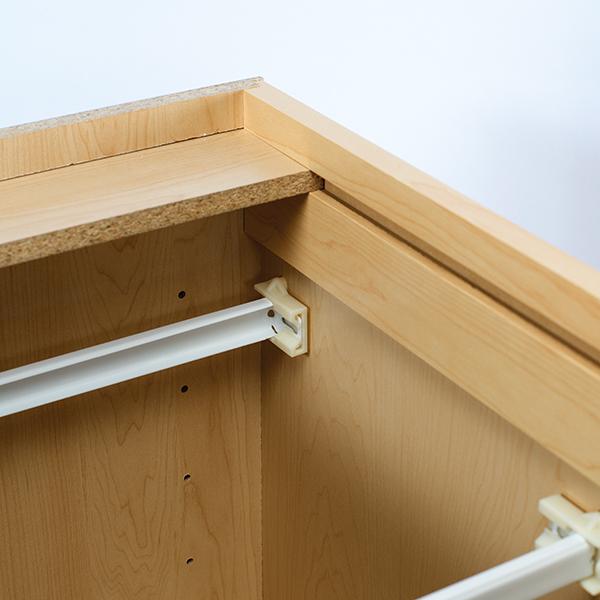 3 Inch Wood Grain Furniture Board I=Beam