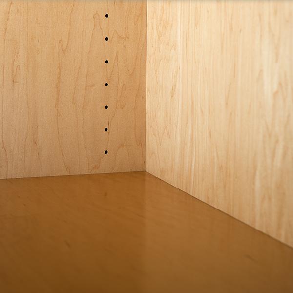 Natural Finished Plywood Veneer Back