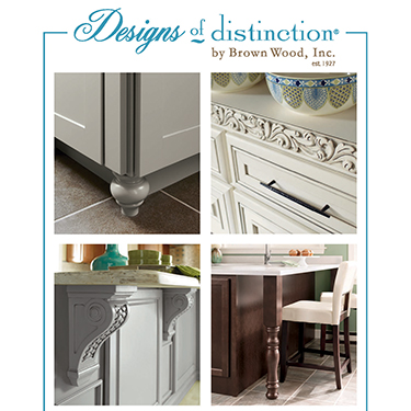 DESIGNS OF DISTINCTION By BROWN WOOD