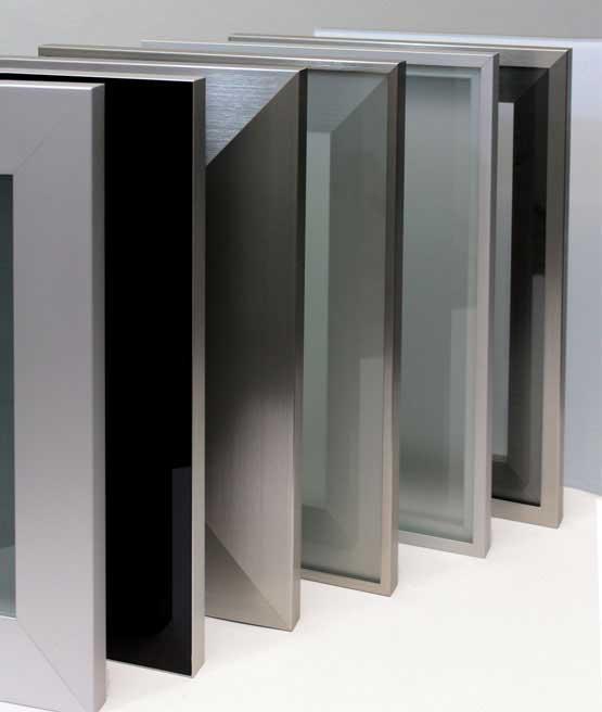 Image 9 - Photo of  metal cabinet door frames