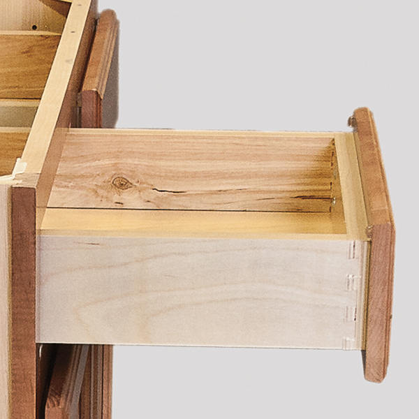 Natural Finish Plywood Drawers