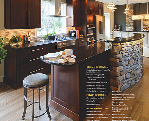 QUALIFIED REMODELER - HARTH BUILDERS