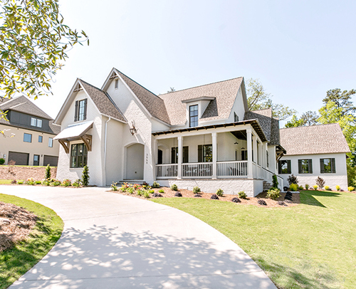 2016 PARADE OF HOMES IDEAL HOME, VESTAVIA HILLS, BIRMINGHAM, AL
