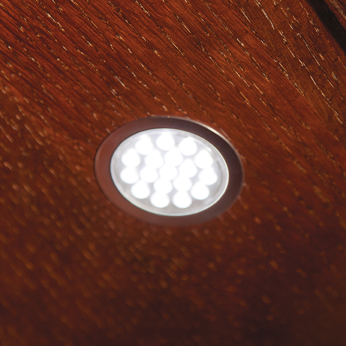 Hafele Loox Recess /Surface Mounted Light