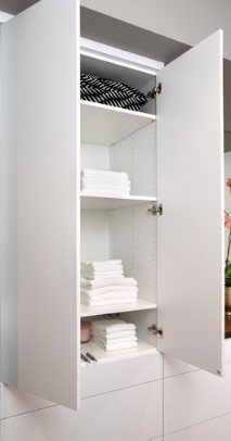 MASTER BATH<br> This cabinet is  expertly designed to make life simple and accessible.