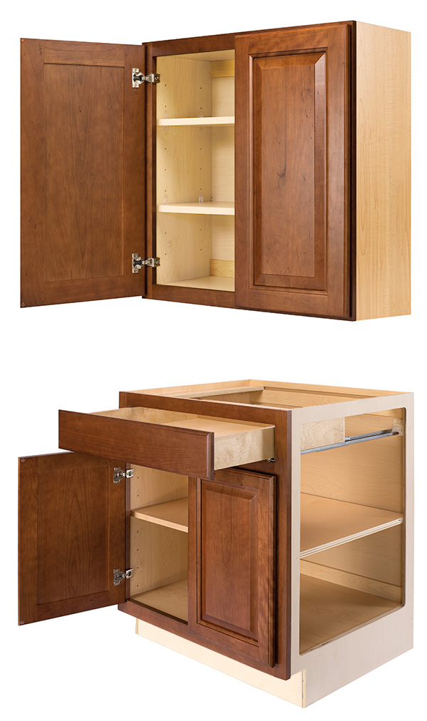 Premier All Plywood Wall and _Cabinet Construction information.