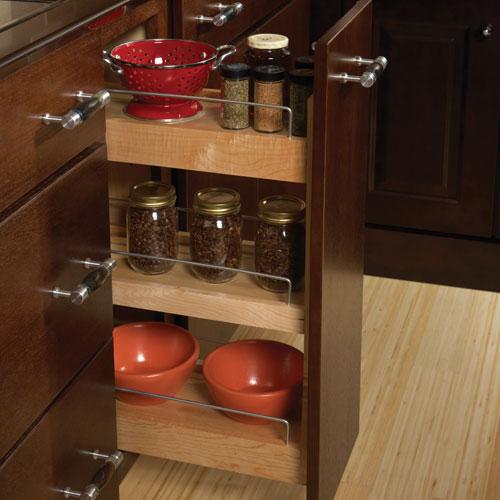 Accessories cabinets