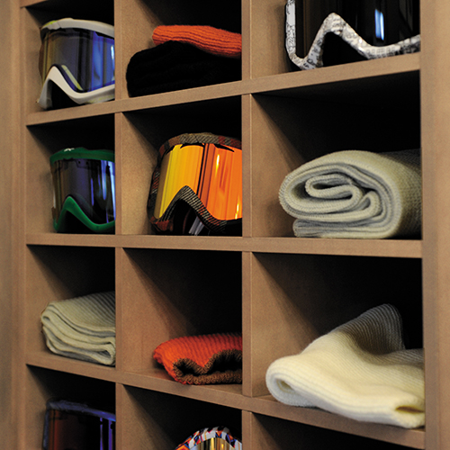 RACKS, HOOKS & MISCELLANEOUS HOLDERS
