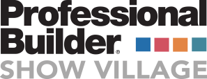 Professional Builder Show Village Logo