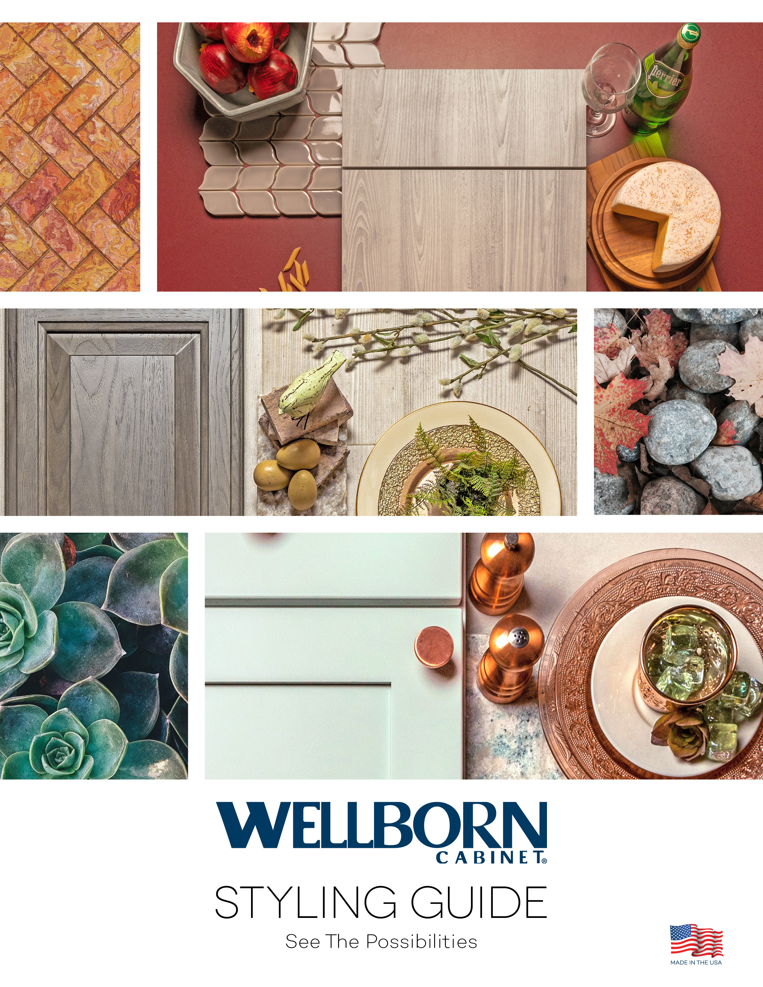 Wellborn Styling guide ?all in one? resource for a quick look at our overall product selections.