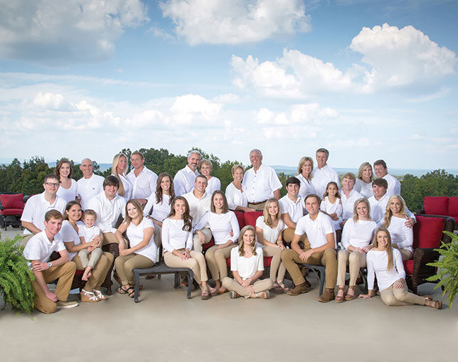 Wellborn Family Photo - Family Owned Business