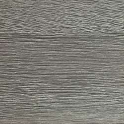 Heavy Textured Melamine sample corner
