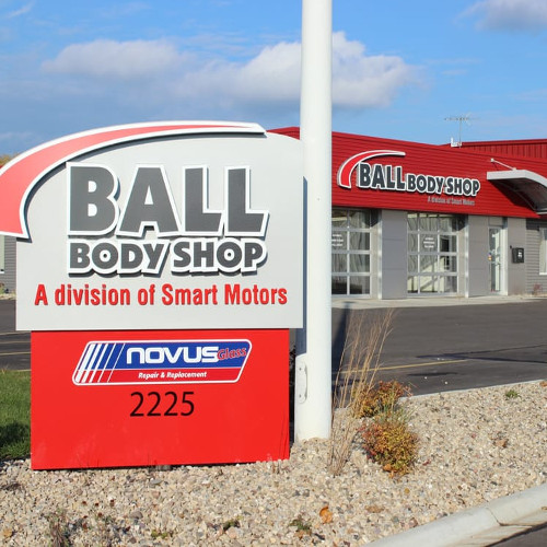 Ball Body Shop