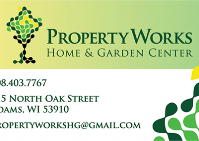 Property Works: Business Card