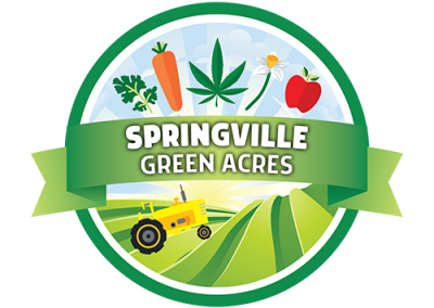 Springville Green Acres: Logo
