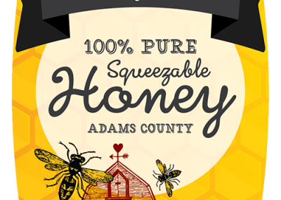 Walt's Honey Barn: Sticker