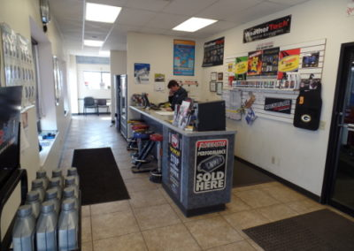 Inside Our Store