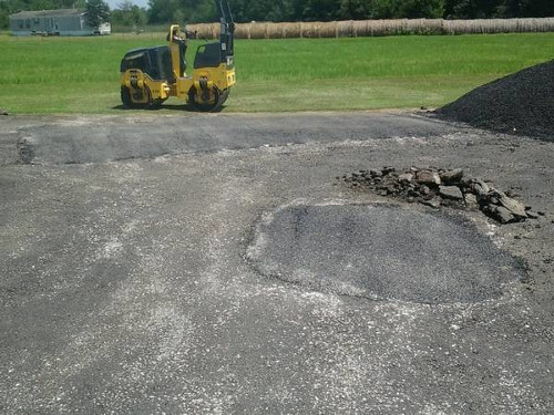 Paving Maintenance Baraboo WI