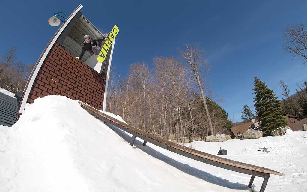 Parks & Pipes | Seven Springs Mountain Resort | PA