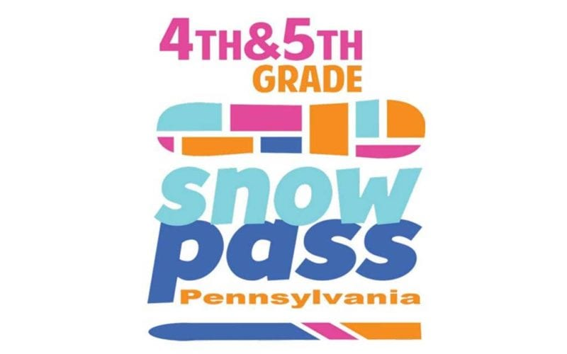 4th & 5th Grade Pennsylvania Snow Pass Logo