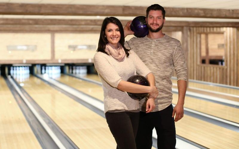 Bowling at Seven Springs