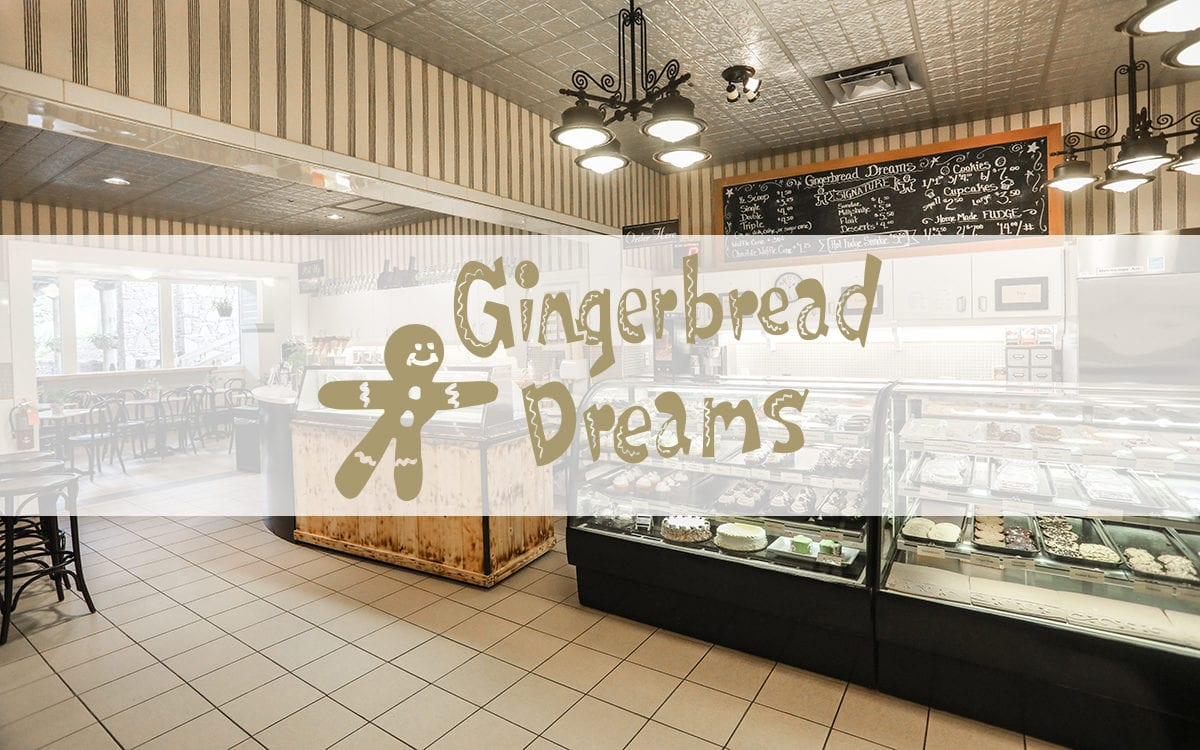 Gingerbread Dreams Logo