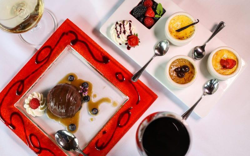 Helen's desserts