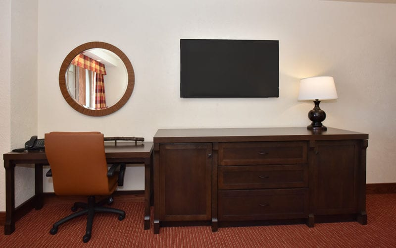 Queen Executive Hotel Room