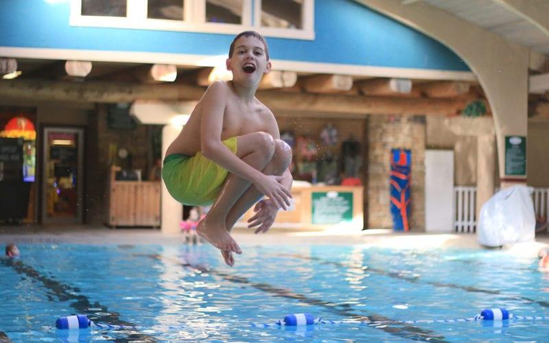 Seven Springs Indoor Pool