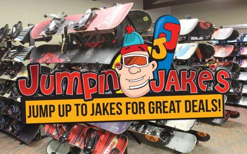 Jumpin' Jake's Off Mountain Rental Shop