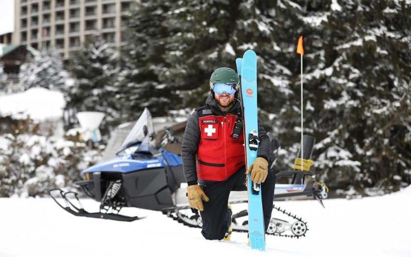 Ski Patrol Member