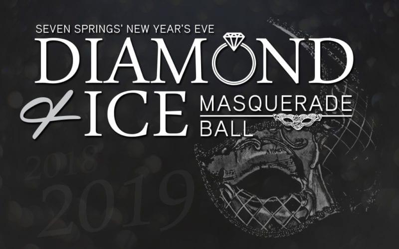 Diamond & Ice Masquerade Ball