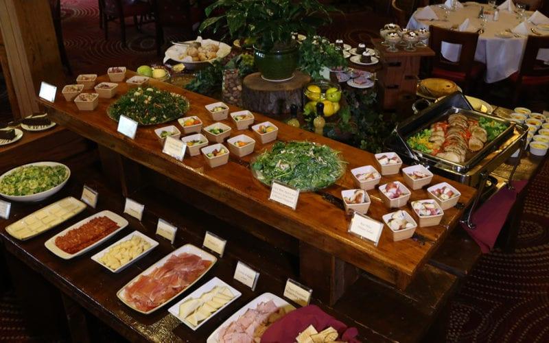 Slopeside Dining Room Farm Table