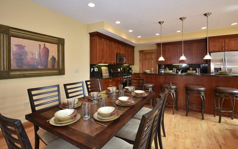Southwind Luxury Townhome Interior