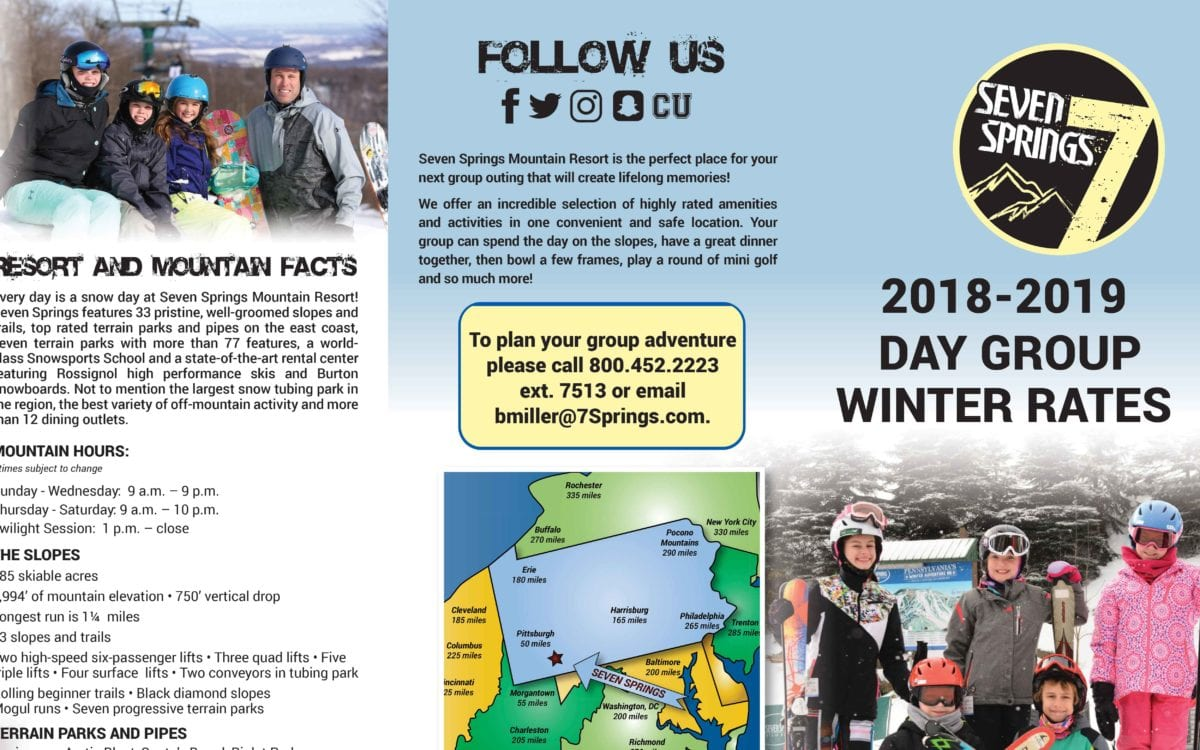 Download the 2018-2019 Day Group Winter Rates Guide