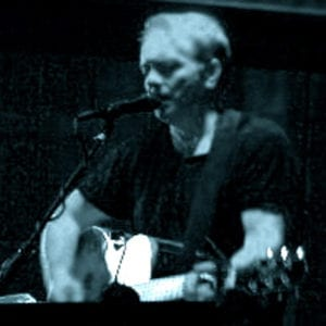 Musician John Pertrarka