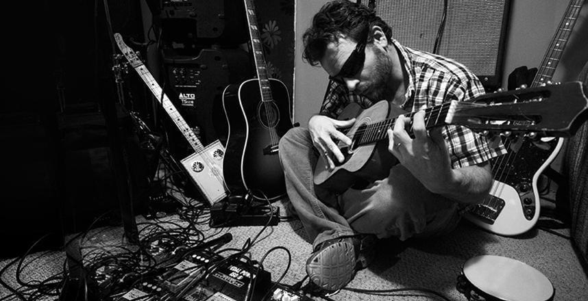 Musician Rob Bayne