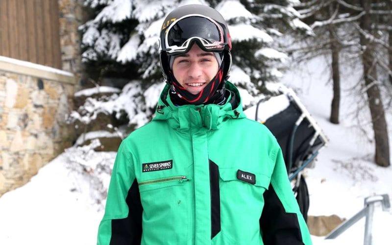 Alex Osborn - Skier - Tiny Tots' Instructor