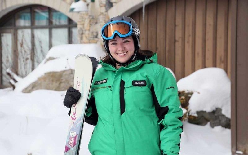 Alicia McKay - Skier - Tiny Tots' Instructor