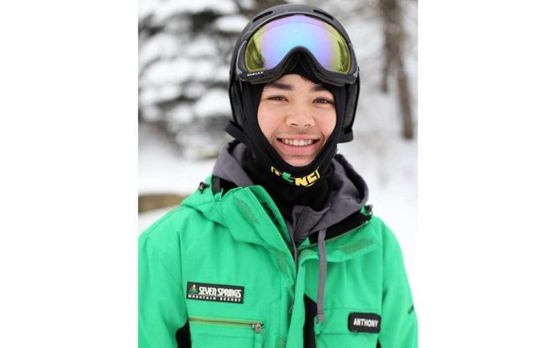 Anthony Dascani - Skier & Snowboarder - Snowsports Instructor