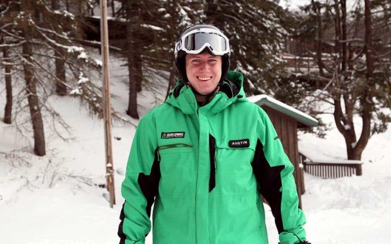 Austin Schoppe - Skier - Snowsports Instructor