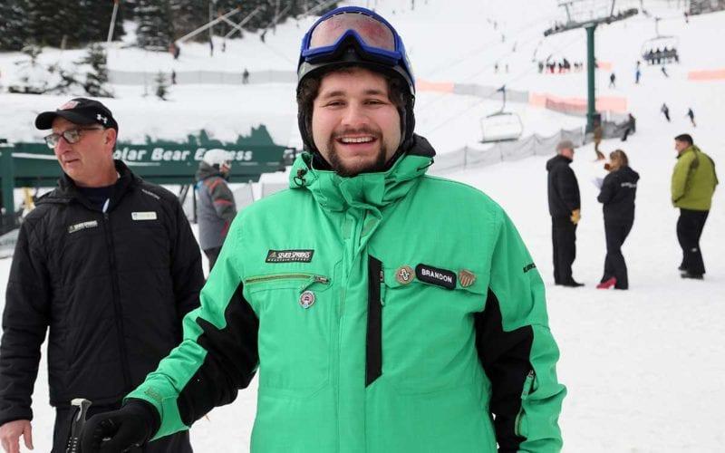 Brandon Lemanski - Skier & Snowboarder - Snowsports Instructor